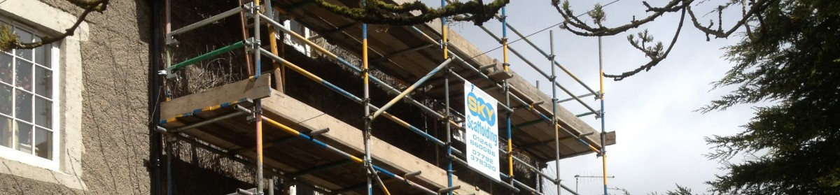 Sky Scaffolding (Sheffield) LTD